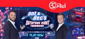 Saturday Night Takeaway Returns At 32Red Casino